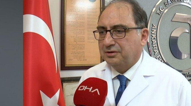 Türkiye'nin ilk pandemi hastanesinde hasta sayısında düşüş
