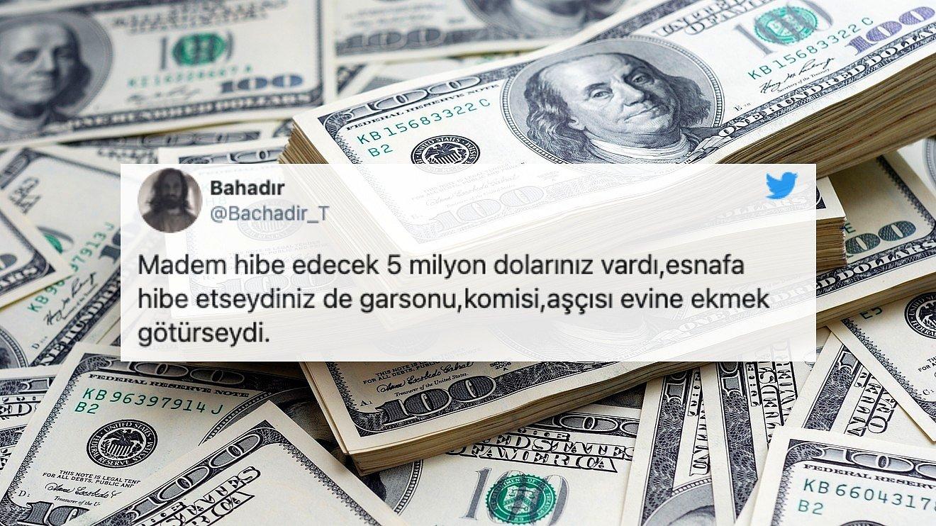 Türkiye'nin Koronavirüs Sebebiyle Tunus'a 5 Milyon Dolar Hibe Etmesi Tepkilerin Odağında