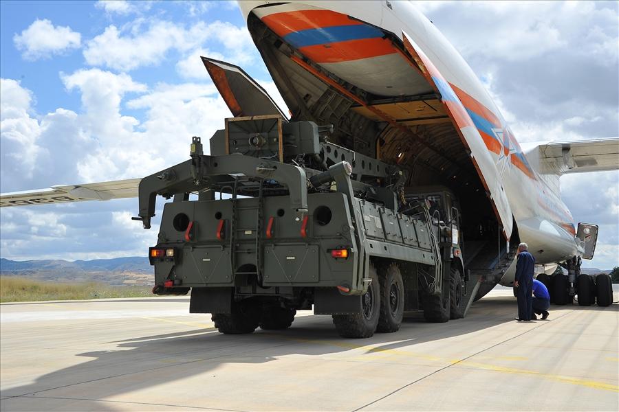Türkiye'nin S-400 Denemelerine Başladığı İddiası: 'Sinop Yakınlarında Füze Fırlatıldı'