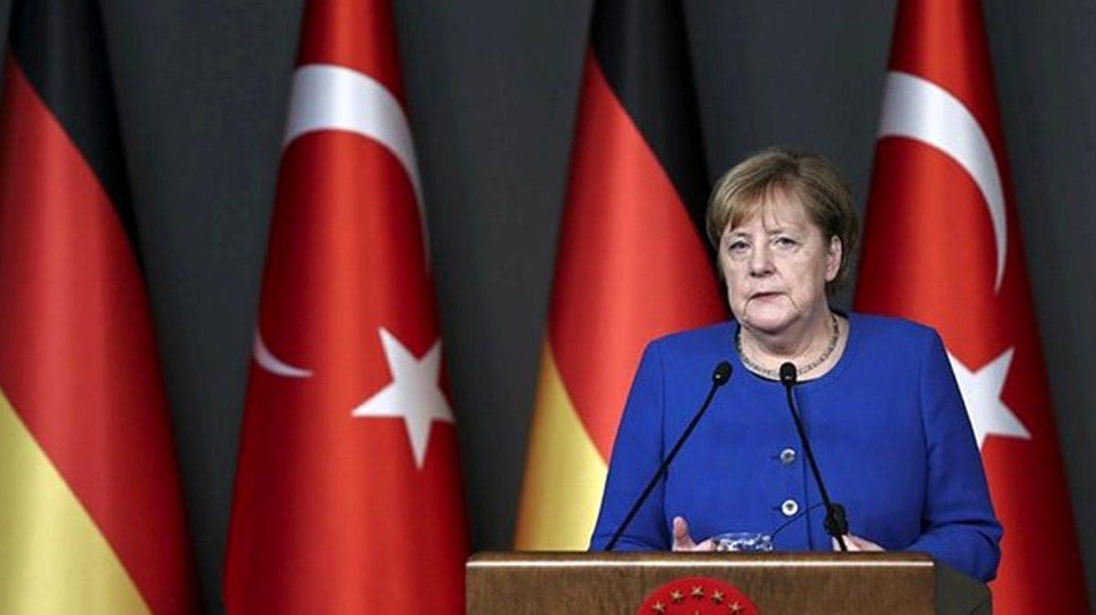 Türkiye ve Yunanistan arasındaki Doğu Akdeniz gerginliğinde Merkel tarafını ilan etti
