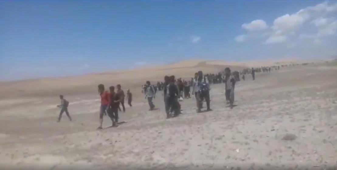 Türkiye'ye Geçmek İçin İran'da Binlerce Göçmenin Bekletildiği İddiası
