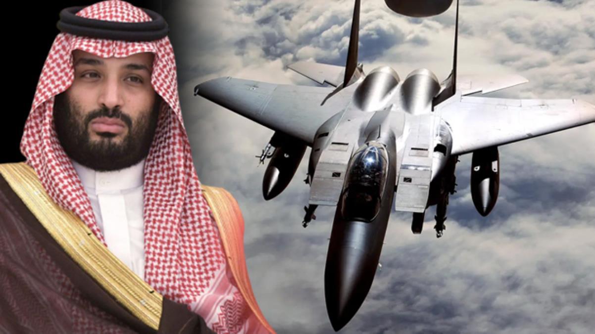 Türkiye'ye gözdağı! Prens Selman talimat verdi: Yunan pilotların kullanacağı F-15'ler Suda Üssü'ne inecek