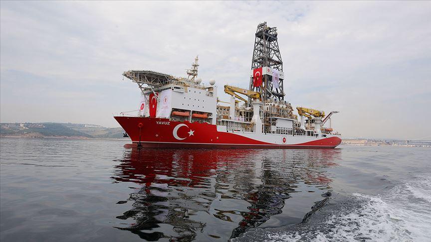 Türkiye Yeni Sondaj Gemisi Alıyor