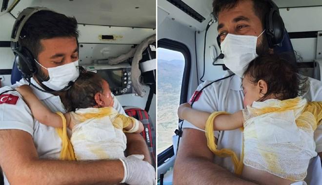 Türkiye'yi Ağlatan Beril Bebekten Güzel Haber