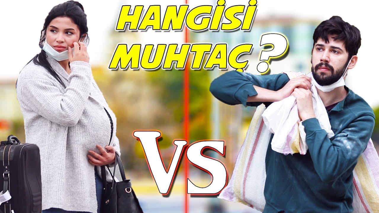 Türkler Yardım Elini, 'Fakir Bir Erkeğe mi Yoksa Hamile Bir Kadına mı' Uzatırlar?