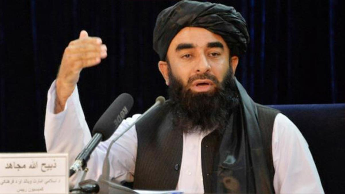 Twitter'dan çarpıcı karar! Taliban sözcüsü Zabihullah Mücahid'i kısıtladılar