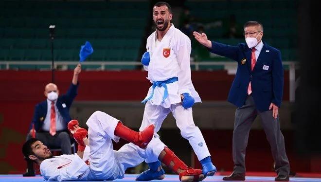 Uğur Aktaş Bronz Madalya Kazandı, Türkiye Olimpiyat Rekoru Kırdı!