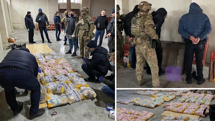 Ukrayna Tarihinin En Büyük Uyuşturucu Operasyonu: Gözaltına Alınanlar Arasında Türkler de Var