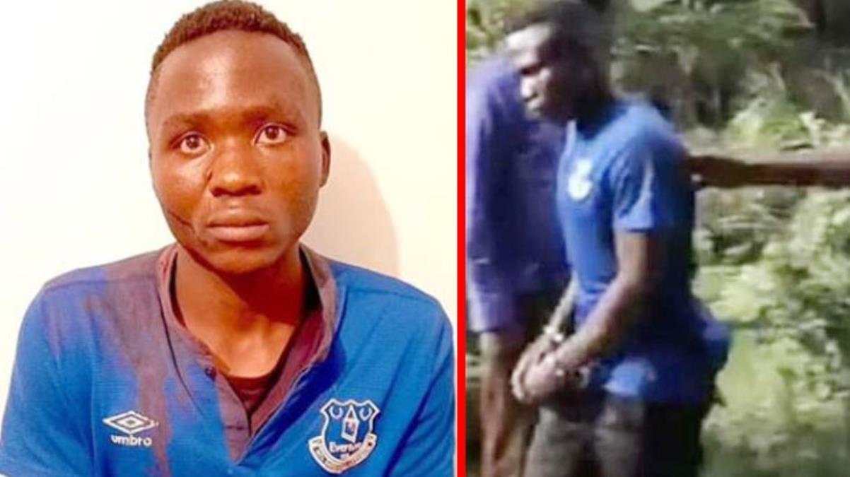 Ülke bu olayı konuşuyor! 10'dan fazla çocuğa kıyan seri katil köylüler tarafından dövülerek öldürüldü
