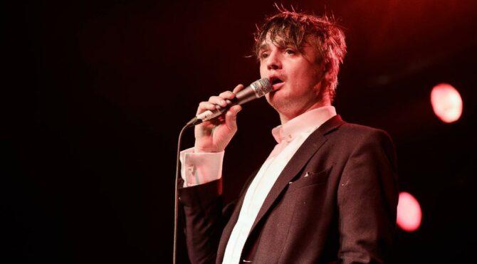 Ünlü şarkıcı Pete Doherty, gizlice evlendi