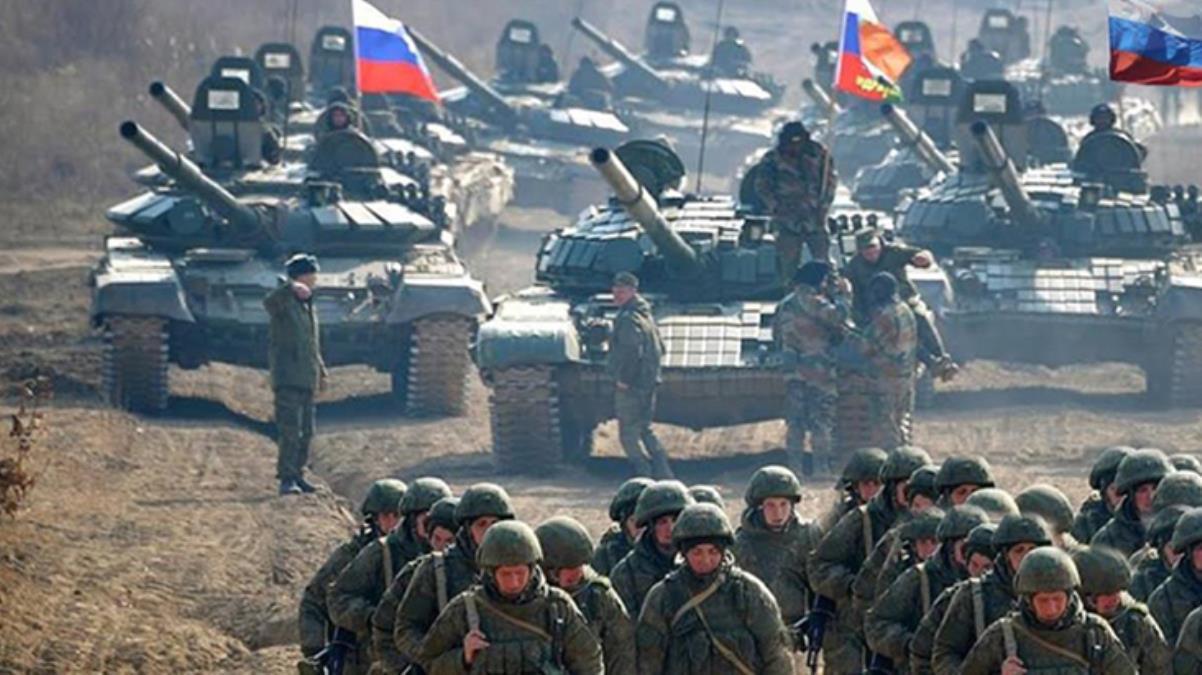 Uydu görüntüleri paylaşıldı! Rusya'nın Ukrayna ile savaş planı ifşa oldu