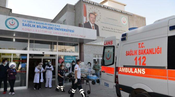 Vaka artışının önüne geçilemeyen kentte 2 hastane yeniden pandemi hastanesi ilan edildi