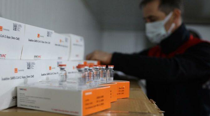 Vaka lideri Samsun'da aşıya ilgi az: Randevu yüzde 45 civarında