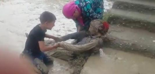 Van Başkale'de Sel Felaketinin Ardından Ortaya Çıkan İnsanlık Dramı...