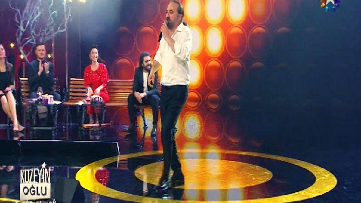 Volkan Konak'tan özlenen 'Efulim' performansı