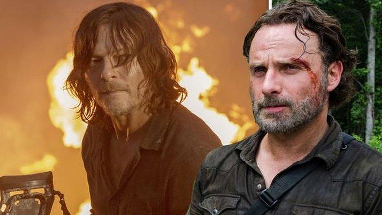 Walking Dead'de beklenen buluşma