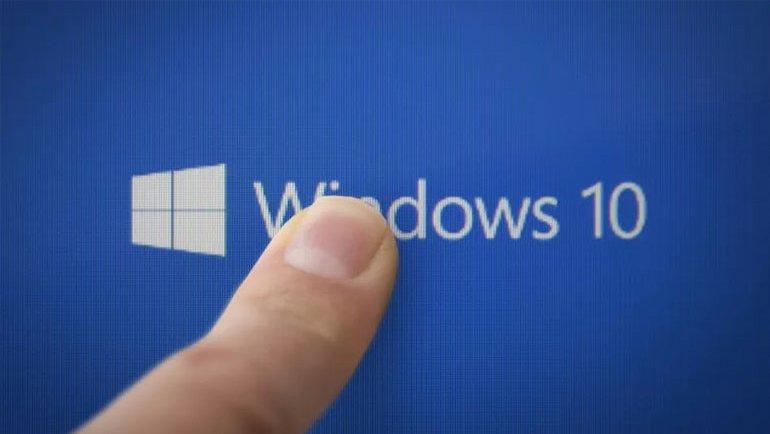 Windows 10 nihayet
