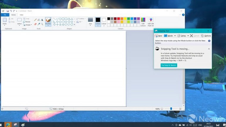 Windows araçları