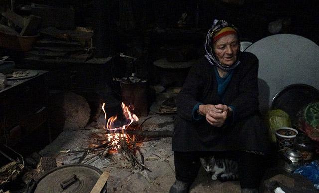Yaylada Yalnız Yaşayan 'Robinson Nine'nin Belgeseline İtalya'dan Ödül