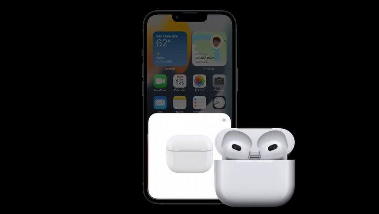 Yeni Apple Airpods tanıtıldı!
