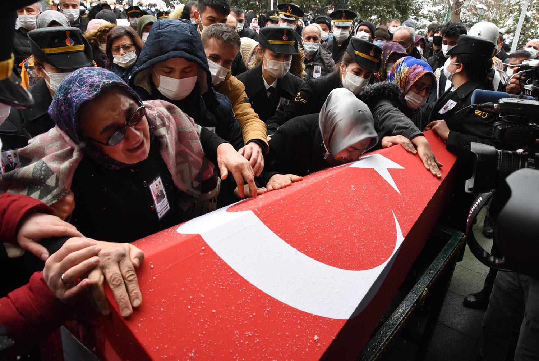 Yine Ocaklara Ateş Düştü... Türkiye Gara Şehitlerini Uğurluyor