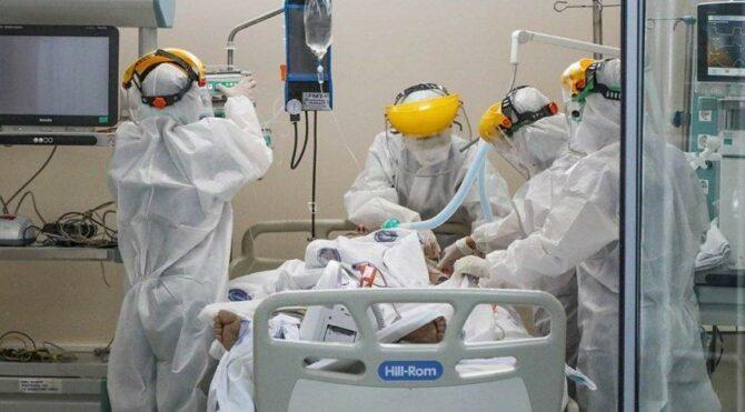 'Yoğun bakımlarda yatan hastaların üçte biri 30 yaş altı ve gebe'