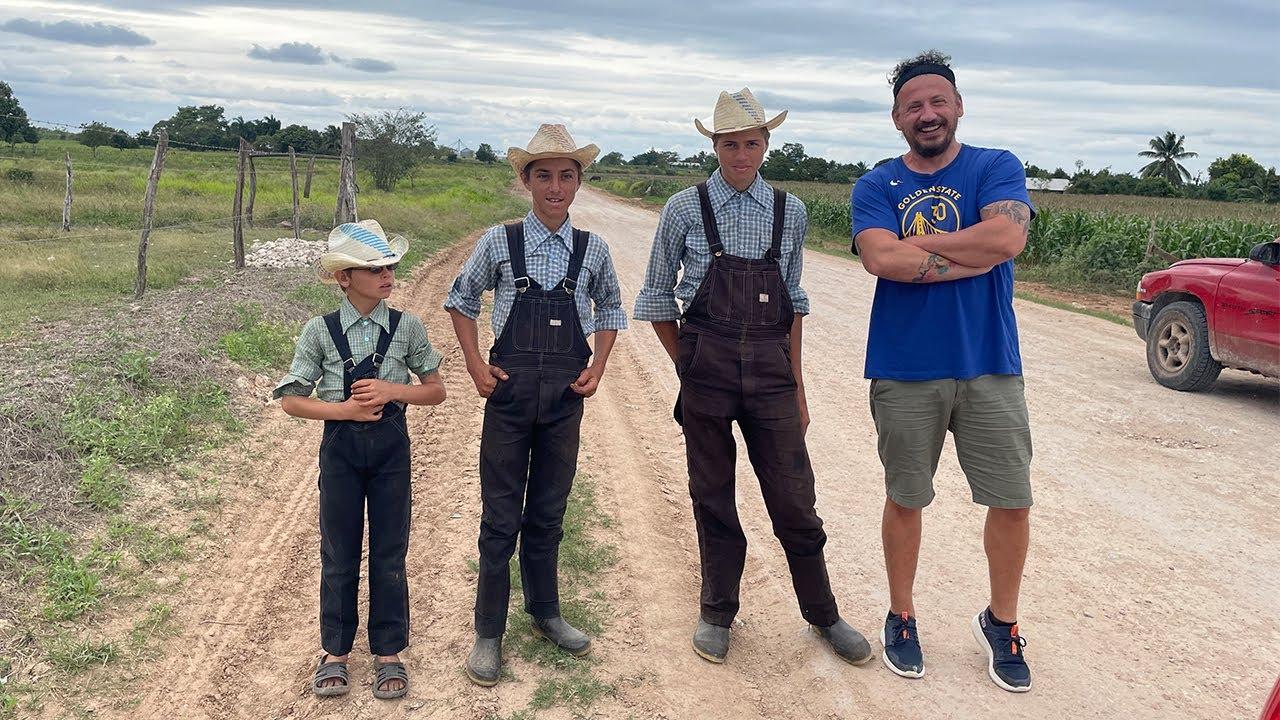 Zamanı Durduran Tarikat: Mennonitler'in Gizli Yaşamı
