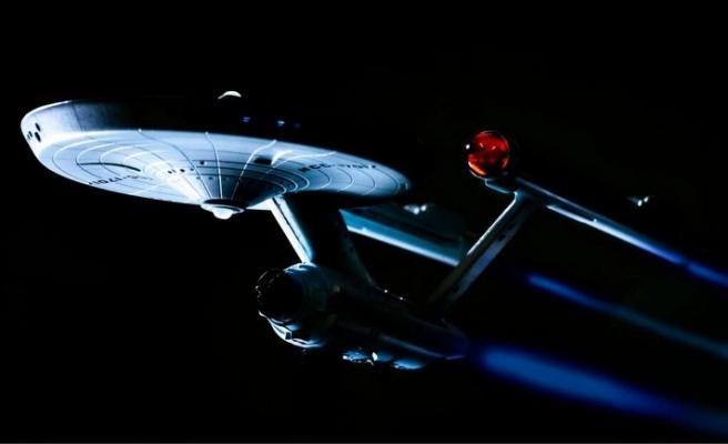 1 kilometre uzunluğunda uzay gemisi