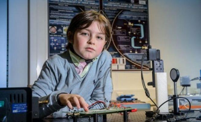 11 Yaşındaki Laurent Simons Fizik Bölümünü 1 Senede Bitirdi: Hedefi Ölümsüzlük