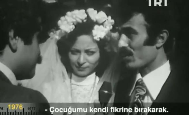 1976 Yılından Cadde Röportajı: Görücü Usulü ile Evlenmek mi Anlaşarak Evlenmek mi?