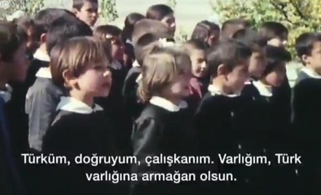 1980'li Yıllarda İngilizlerin Gözü ile Anadolu'da Bir Köy Okulu