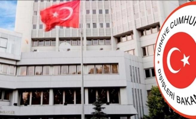 Bakanlıktan 'Rıza Sarraf açıklaması