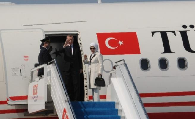 Erdoğan bir kez daha Rusya yolcusu