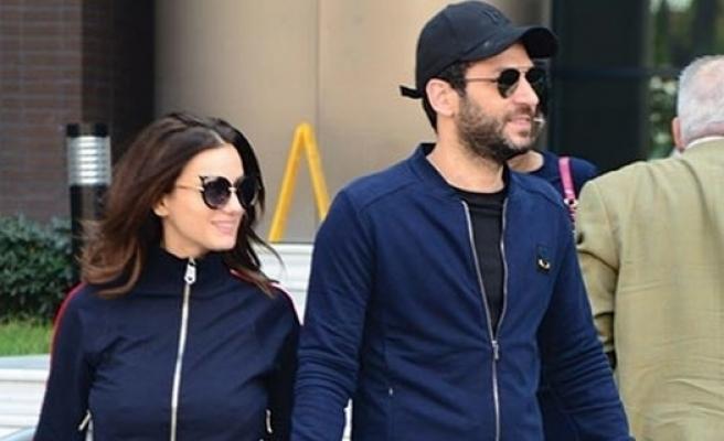 Murat Yıldırım'ın eşi bebek mi bekliyor?