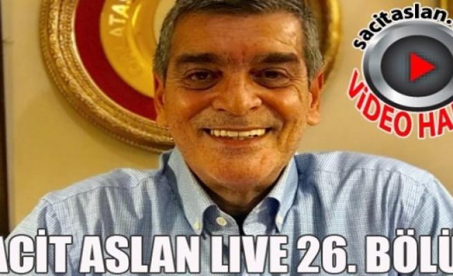 Sacit Aslan Live 26. Bölüm