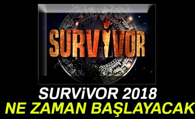 Survivor 2018 All Star ne zaman başlayacak ? 2018 Survivor kadrosu