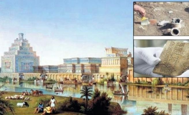 Tabletlerden yeni antik kentler çıktı