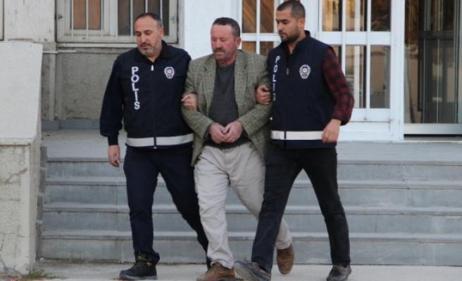 Terörist başı Güleni öven şahıs gözaltında