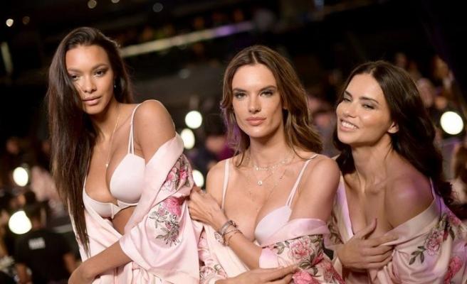 Victoria's Secret Fashion Show için Shanghai'da son hazırlıklar
