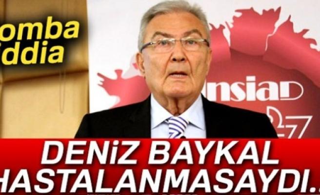Savcı Sayan: 'Baykal, muhalefet hareketi başlatacaktı'