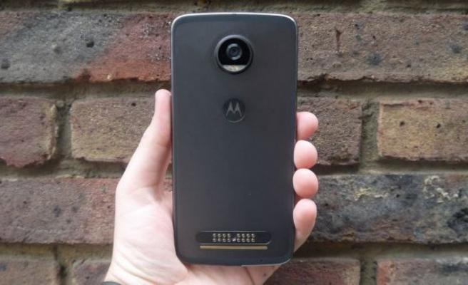 Moto E5'in ilk görüntüleri sızdı!