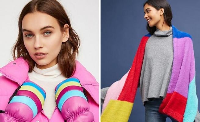Soğuk Havaların Moda Çizginizi Bozmasına İzin Vermeyecek 7 Kışlık Ürün