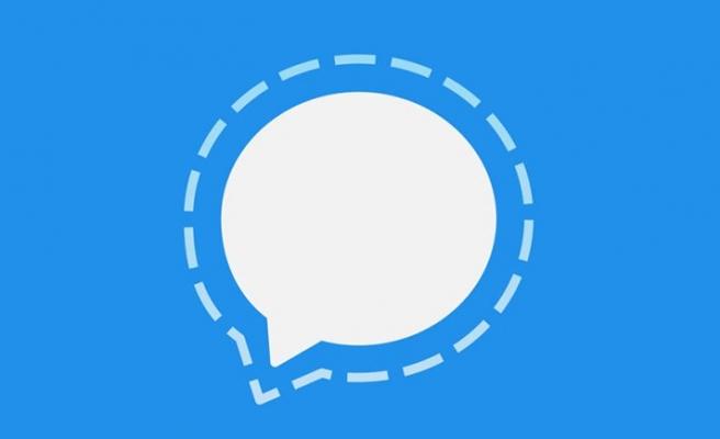 Signal Messenger'a büyük destek