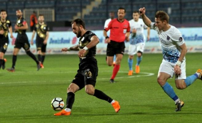 Ankarada gol yağmurunun kazananı yok