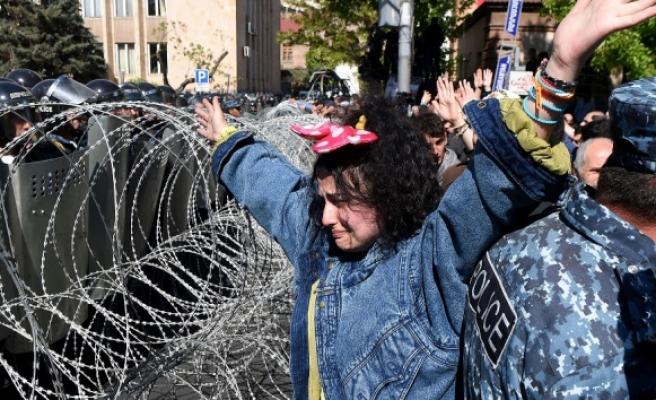 Ermenistanda gerginlik tırmanıyor
