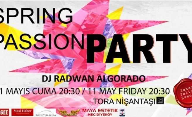 TORA NİŞANTAŞI'nda Bahara Merhaba Partisi: Spring Party