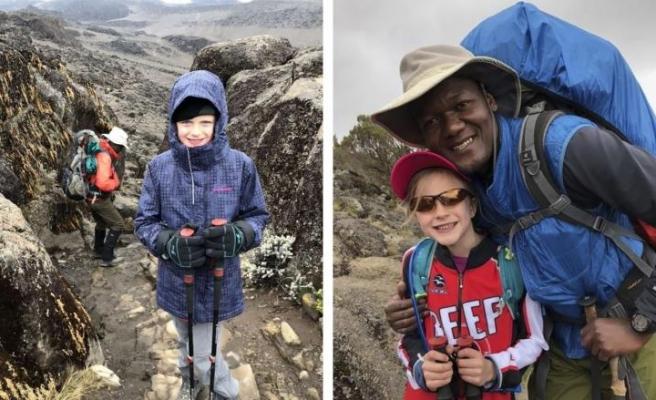 Henüz 3 Yaşındayken Ölen Babasına Yakınlaşmak İçin Dağa Tırmanan 'Montannah Kenney' ile Tanışın