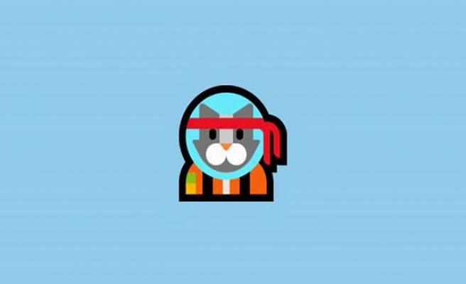 Windows 10'a özel emoji