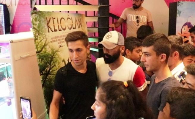 'Facia Üçlü' oyuncuları Kahramanmaraş'ta