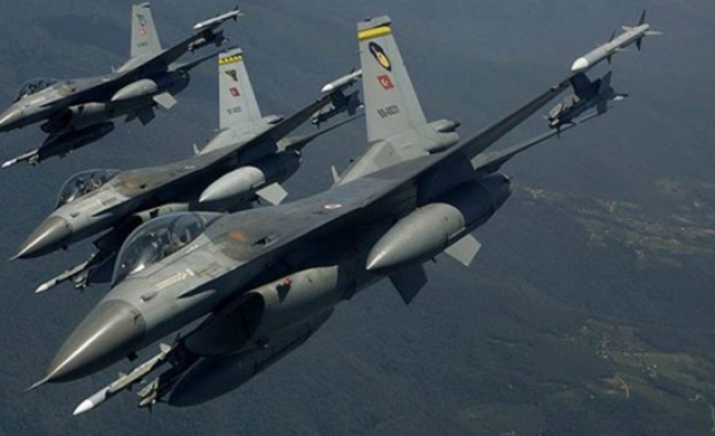 Kuzey Irakta 19 terörist etkisiz hale getirildi